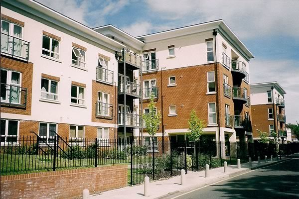92 houses and apartments at Orchard Grove, Orpington (Client: Linden Homes)
