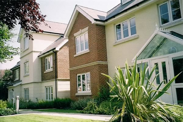 13 apartments at Pampisford Road, South Croydon (Client: private landowners)